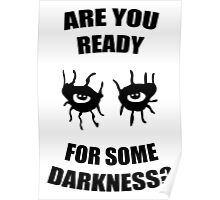 Turbonegro - Are You Ready For Some Darkness? Poster