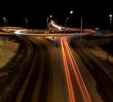 Vaasa E8 Roundabout by m-w-p