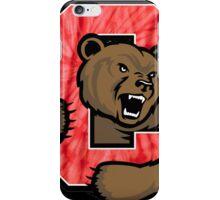 Cornell tie dye iPhone Case/Skin
