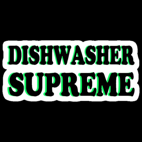 Dish Supreme by Dank Franks