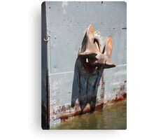 St. MARYS CONQUEST ANCHOR Canvas Print