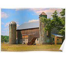 """""""Farm to Farm"""" Poster"""