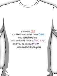 Halsey 'Colors' T-Shirt