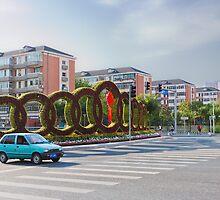 street Beijing by johanntanzer