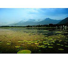 Dal Lake Srinagar Photographic Print