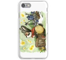 July Jackalope iPhone Case/Skin