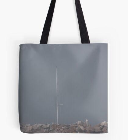 Ghost Ship Tote Bag