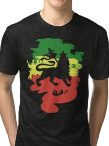 The Zion Inside Tri-blend T-Shirt
