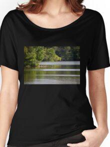 Green Lane Reservoir - Red Hill - Pennsylvania USA Women's Relaxed Fit T-Shirt