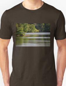 Green Lane Reservoir - Red Hill - Pennsylvania USA Unisex T-Shirt