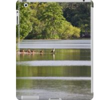 Green Lane Reservoir - Red Hill - Pennsylvania USA iPad Case/Skin