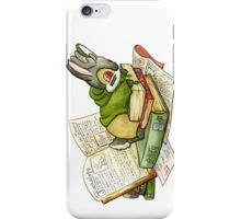 September Jackalope iPhone Case/Skin