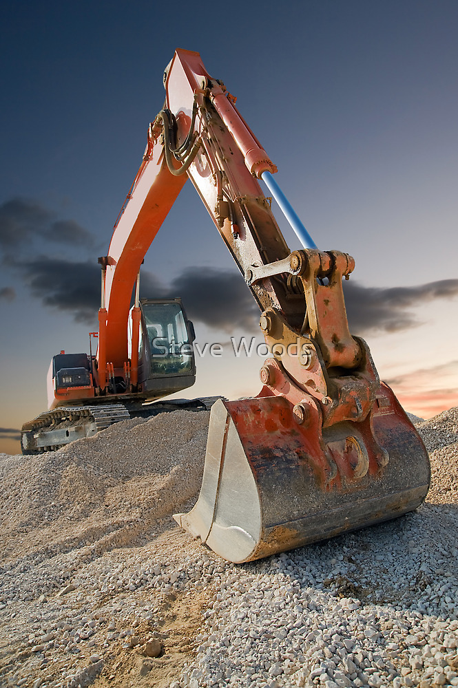 Digger by Steve Woods