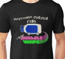 Mayonnaise Colored Benz Unisex T-Shirt