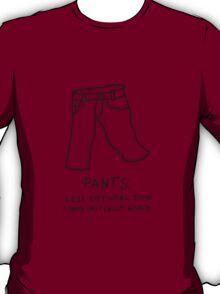 Pants T-Shirt