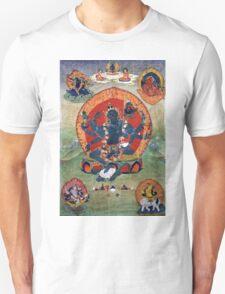 Green Tara Tibetan Buddhist Religious Art Unisex T-Shirt