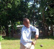 Cricketter by RevJoc