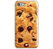 Big Chocolate Chip Cookie iPhone Case/Skin