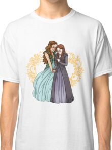 The Wolf and the Rose Classic T-Shirt