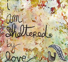 Sheltered By Love by Lindsay Layton