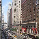 Broad Street Philadelphia by Schuyler L