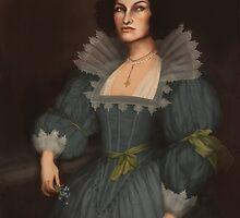 The Comtesse de la Fere by Jemima Williams