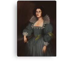 The Comtesse de la Fere Canvas Print