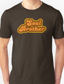 Soul Brother - Retro 70s - Logo T-Shirt