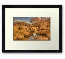 Seasons - Oberon, NSW - The HDR Experience Framed Print