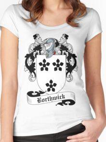 Borthwick  Women's Fitted Scoop T-Shirt