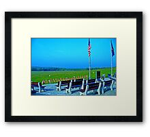 September 11, 2001 Flight 93 Memorial Framed Print