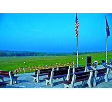 September 11, 2001 Flight 93 Memorial Photographic Print