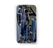 1950 Black Cadillac 4 door Samsung Galaxy Case/Skin