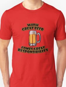 Great Beer T-Shirt
