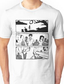 First Person Zombie Shooter Unisex T-Shirt