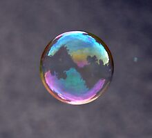Bubble Trouble by Tanya Rossi
