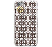 Sherlock Holmes Wallpaper iPhone Case/Skin