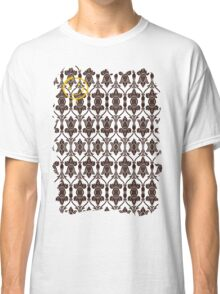 Sherlock Holmes Wallpaper Classic T-Shirt