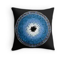 Stargate Uncut - custom products below... Throw Pillow