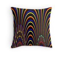 Abstract Design 210B  Throw Pillow