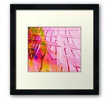 Labyrinth Framed Print