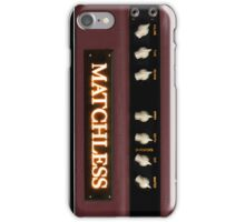 Matchless Amplifiers  iPhone Case/Skin
