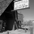 Route 66 - Bagdad Cafe by Frank Romeo