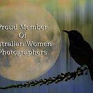 Proud Member Australian Women Photographers by Eve Parry