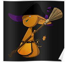Sweet lil Witchy Impling Poster