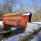 Wooddale Covered Bridge by enyaw
