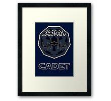 Imperial Naval Academy - Star Wars Veteran Series Framed Print