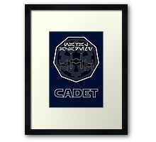 Imperial Naval Academy - Star Wars Veteran Series Framed Print