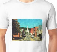 Middlebury, Vermont Unisex T-Shirt