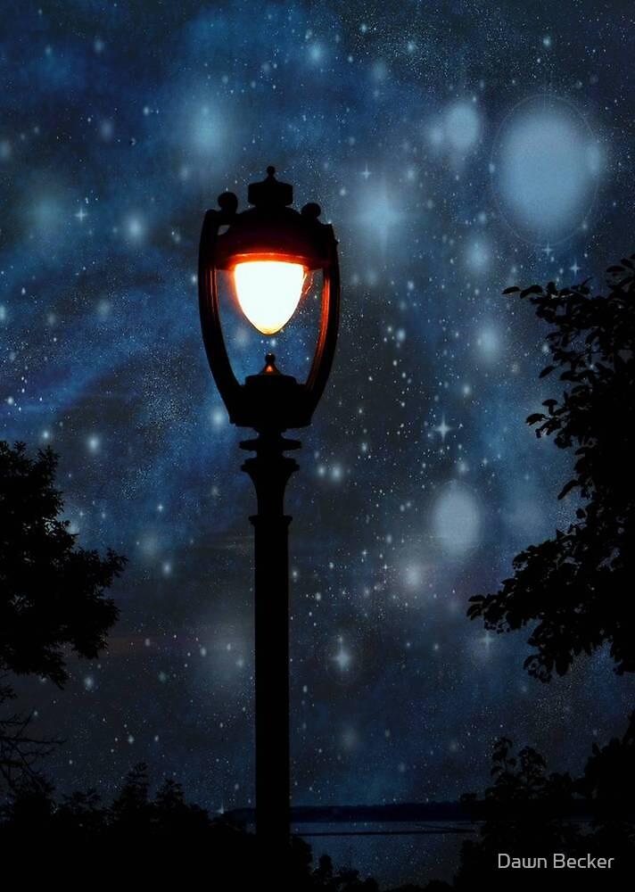 My Nightlight © by Dawn M. Becker